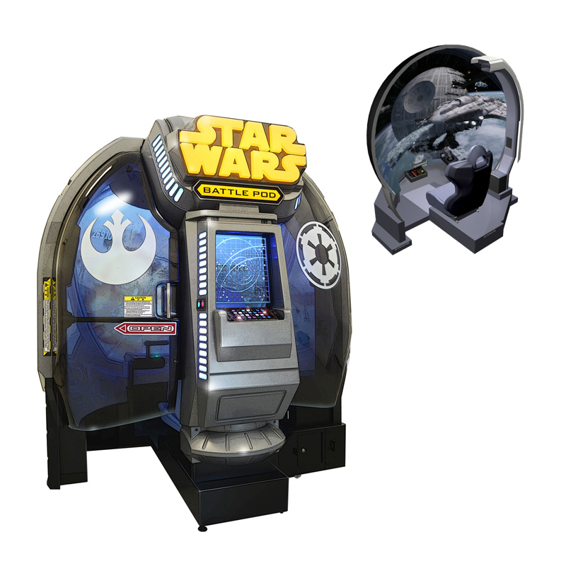 Máquinas recreativas Máquinas Tipo A Star Wars Battle Pod